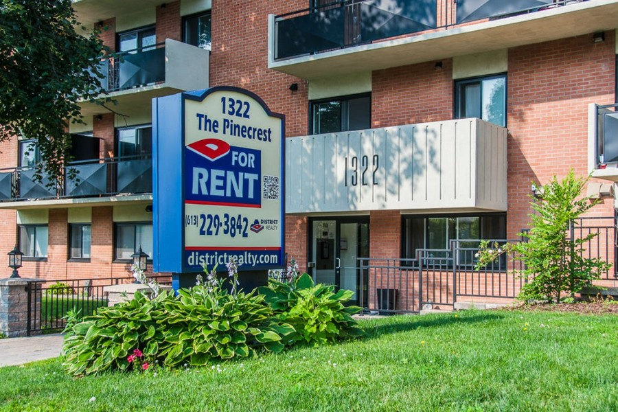 appartment for rent in ottawa