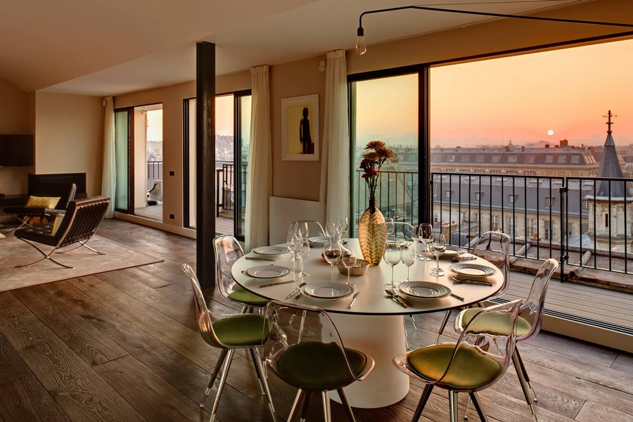 appartment in paris
