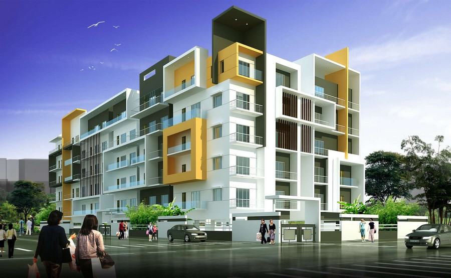 appartments in bangalore