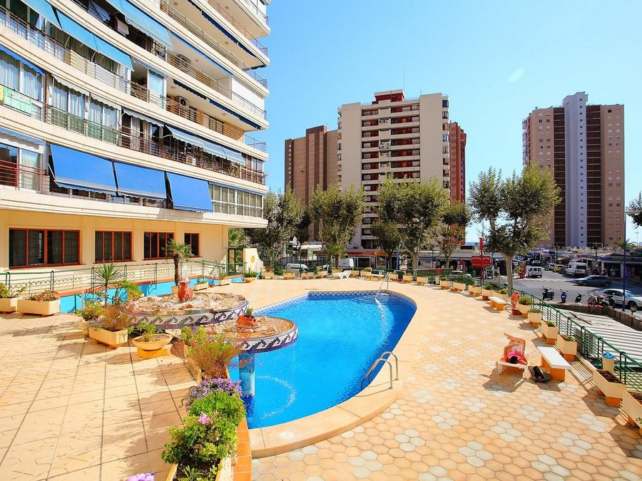 appartments in benidorm