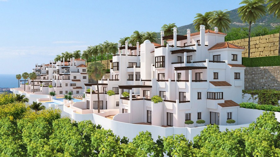 appartments in marbella
