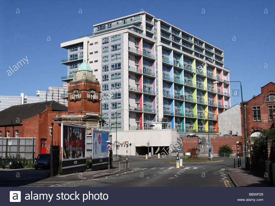 appartments in nottingham