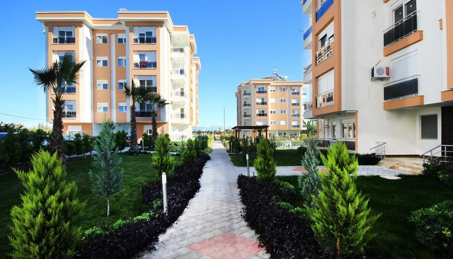 appartments in turkey