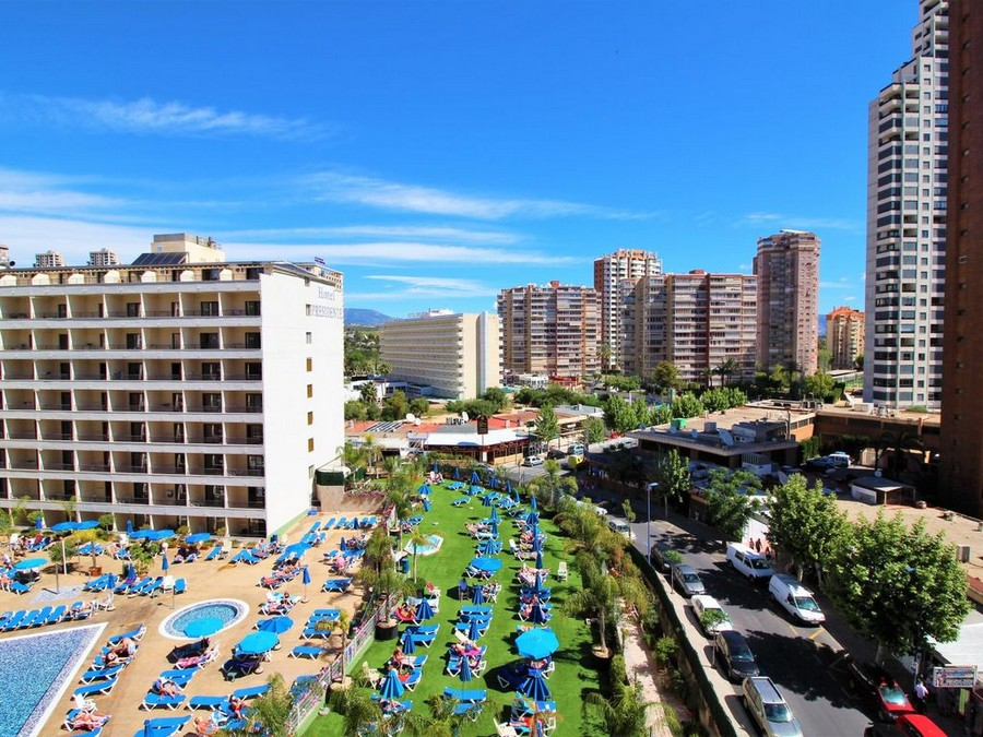 benidorm appartments