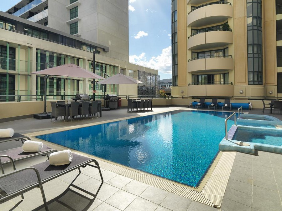 serviced appartments canberra