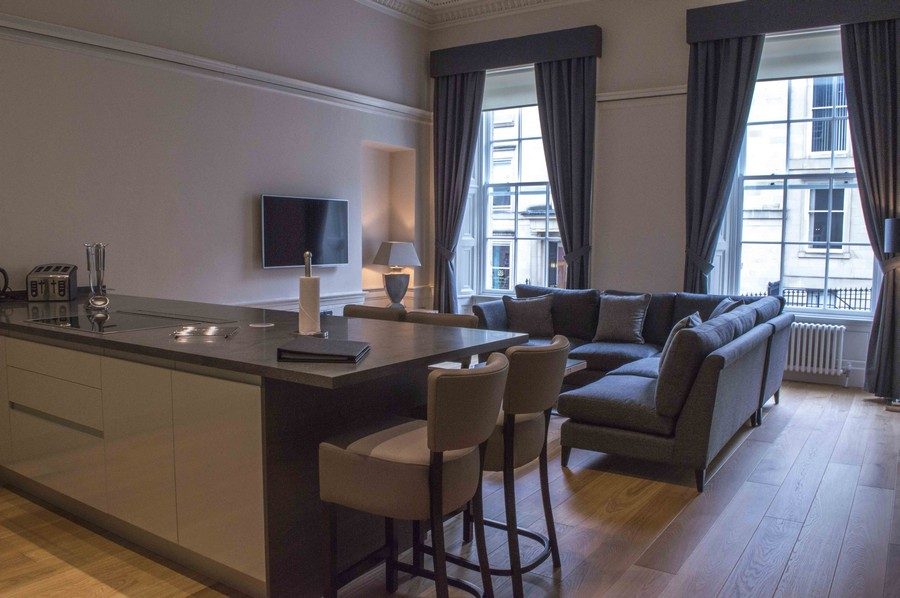 serviced appartments glasgow