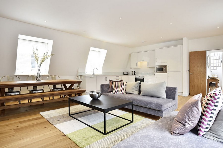 serviced appartments in london
