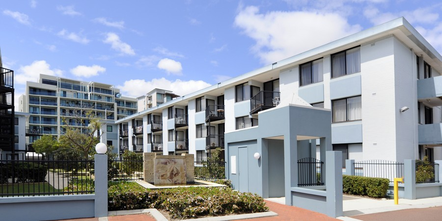 serviced appartments perth