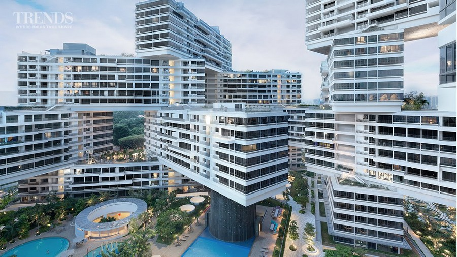 singapore appartment